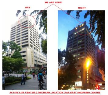 Active Life Center @ Orchard, Far East Shopping Centre