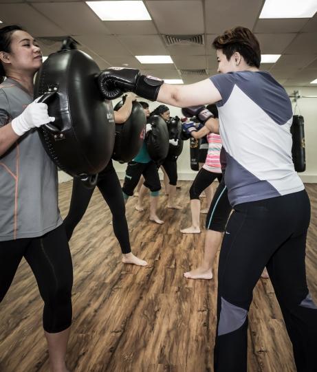 Kickboxing 4