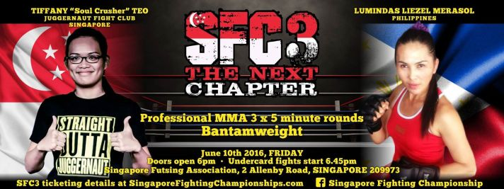 SFC Fightcard 1
