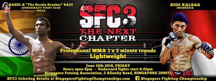SFC Fightcard 2