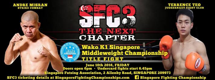 SFC Fightcard 4