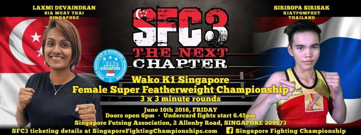 SFC Fightcard 10