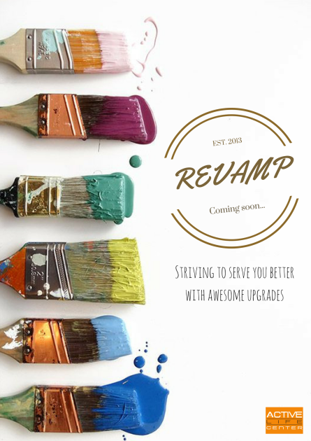Revamp Poster