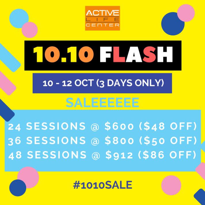 10.10 Flash Sale