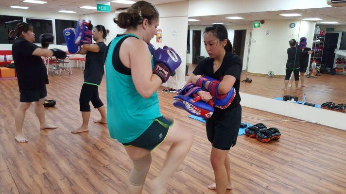 Kickboxing Fitness for Females