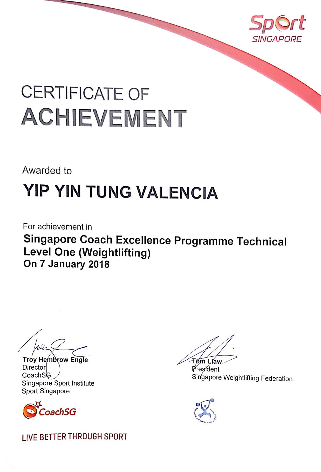Active Trainers Are Certified Ncap Weightlifting Coaches Active Red