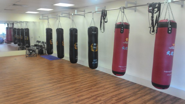 Active Red Gym and Kickboxing Fitness - Ladies Kickboxing Bootcamp Group Exercise (Active Red Studio)