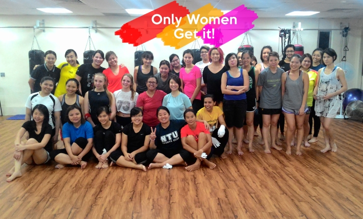 Active Red Gym and Kickboxing Fitness - Women/Ladies Group Kickboxing Class in Orchard
