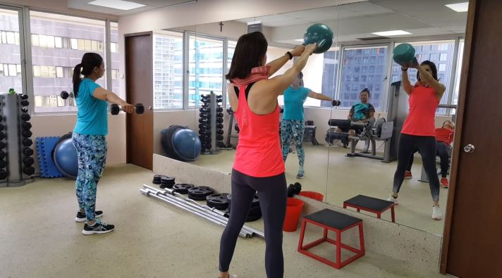 Active Red Gym and Kickboxing Fitness - Women Gym Circuit Training in Orchard