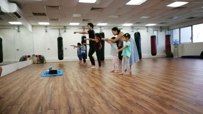 Kids Kickboxing 1