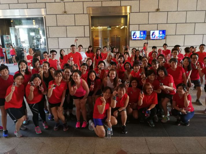 Active Red Gym and Kickboxing Fitness - Corporate Wellness Fitness Sessions